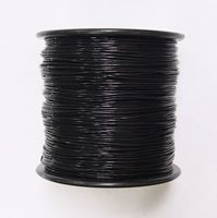 Beadalon Elasticity Black Stretchy Cord Bulk Spool .8mm x 328 feet stretch,elasticity,clear,string,cord,USA