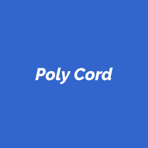 Poly Beading Cord