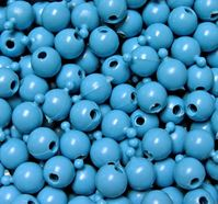 12mm Pop Beads, Baby Blue 144pc snap,pop,crafts,beads
