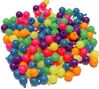 12mm Pop Beads, Neon Multi Colors 144pc