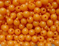 12mm Pop Beads, Orange 144pc snap,pop,crafts,beads
