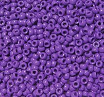 6.5x4mm Opaque Grape Mini Pony Beads beads,beading,mini.small,pony beads,USA,American, made
