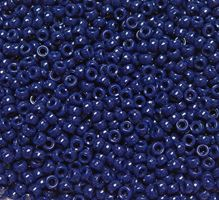 6.5x4mm Opaque Navy Blue Mini Pony Beads beads,beading,mini.small,pony beads,USA,American, made