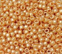 9x6mm Gold Pearl Pony Beads 500pc kids,beads,crafts,pony beads