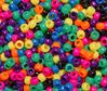 9x6mm Hot Kandi Mix Pony Beads 500pc