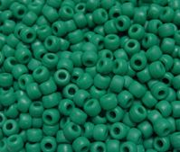 9x6mm Matte Green Pony Beads kids,beads,crafts,pony beads