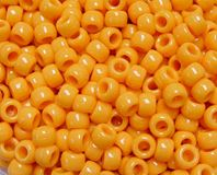 9x6mm Opaque Mustard Pony Beads 500pc kids,beads,crafts,pony beads