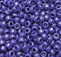 9x6mm Dark Purple Pearl Pony Beads 500pc kids,beads,crafts,pony beads