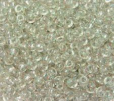 9x6mm Rainbow Glitter Pony Beads 500pc kids,beads,crafts,pony beads