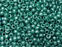 9x6mm Teal Luster Pony Beads 500pc kids,beads,crafts,pony beads