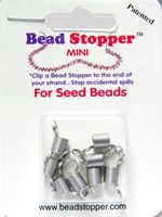 Bead Stopper Mini 8pc