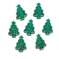 Christmas Tree Emerald Green Sparkle
