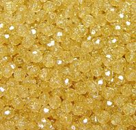 Gold Sparkle 8mm Faceted Round Beads facted,beads,crafts,plastic,acrylic,round,colors,beading,stores