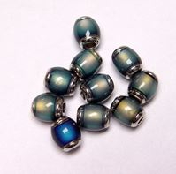 Mood Beads Mirage Color Changing 9x6mm 10pc