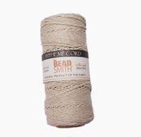Natural Hemp Cord 20lb. 197ft hemp,cord,twine,strings,crafts,beading