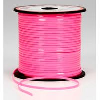 Neon Pink Rexlace 100yds rexlace,plastic,lace,cord
