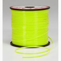Neon Yellow Green Rexlace 100yds rexlace,plastic,lace,cord