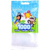 PERLER BEADS 1000pc Clear