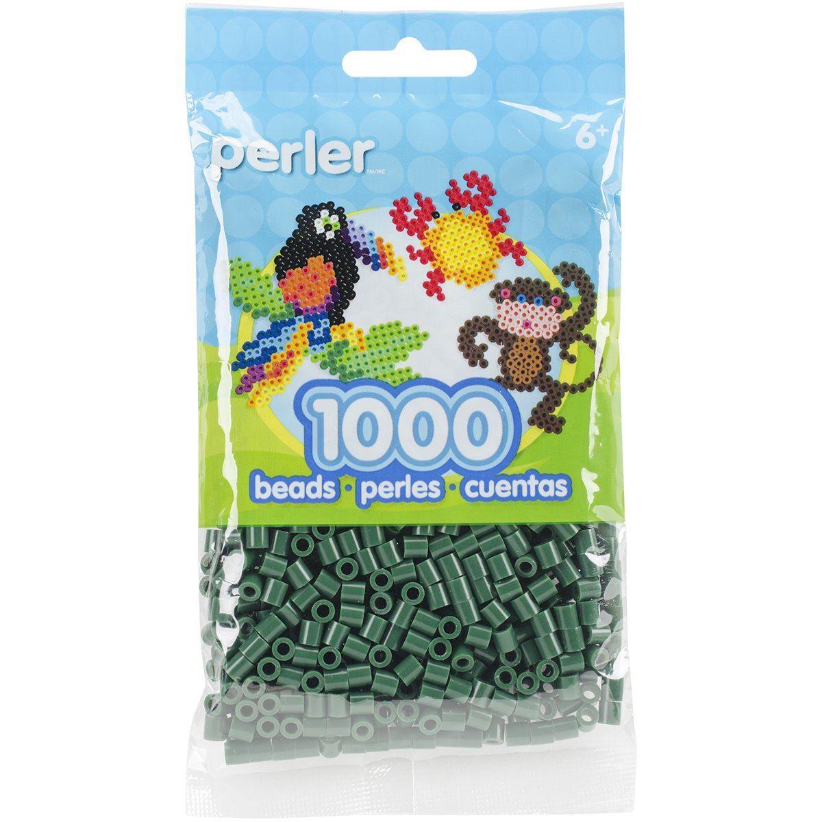 Perler Beads 1,000//Pkg-Cranapple Set Of 3