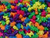 Pet Life Neon Colors Beads 25pc