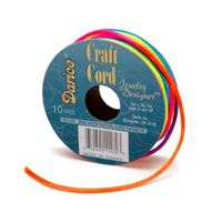 Rainbow Satin Rattail 2mm x 10yds satin,rattail,string,cord