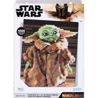 Star Wars The Child Deluxe Perler Fusion Beads Activity Kit