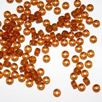 Topaz Czech Glass 6mm Mini Pony Beads 100pc czech,Czechoslovakian,glass,crow,mini,beads,6mm,small,pony