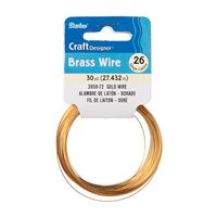 WIRE GOLD 26 GAUGE 30YD