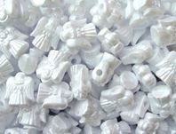 Angel Beads Pearl White