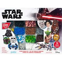 Star Wars Perler Deluxe Fused Bead Kit
