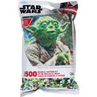 STAR WARS YODA PERLER BEADS KIT yoda,star wars,perler,beads,fusion,crafts